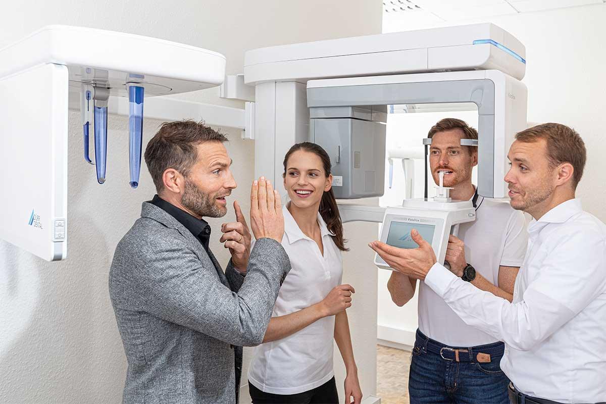 Trends im digitalen Röntgen / 3D-Diagnostik in der Praxis